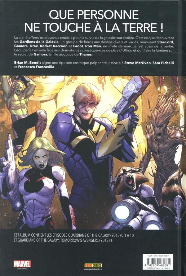 Les Gardiens de la Galaxie T.1 ; cosmic Avengers