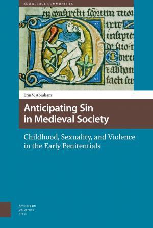 Anticipating Sin in Medieval Society - Erin V. Abraham - ebook