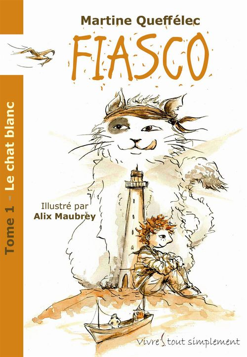 Fiasco, le chat blanc