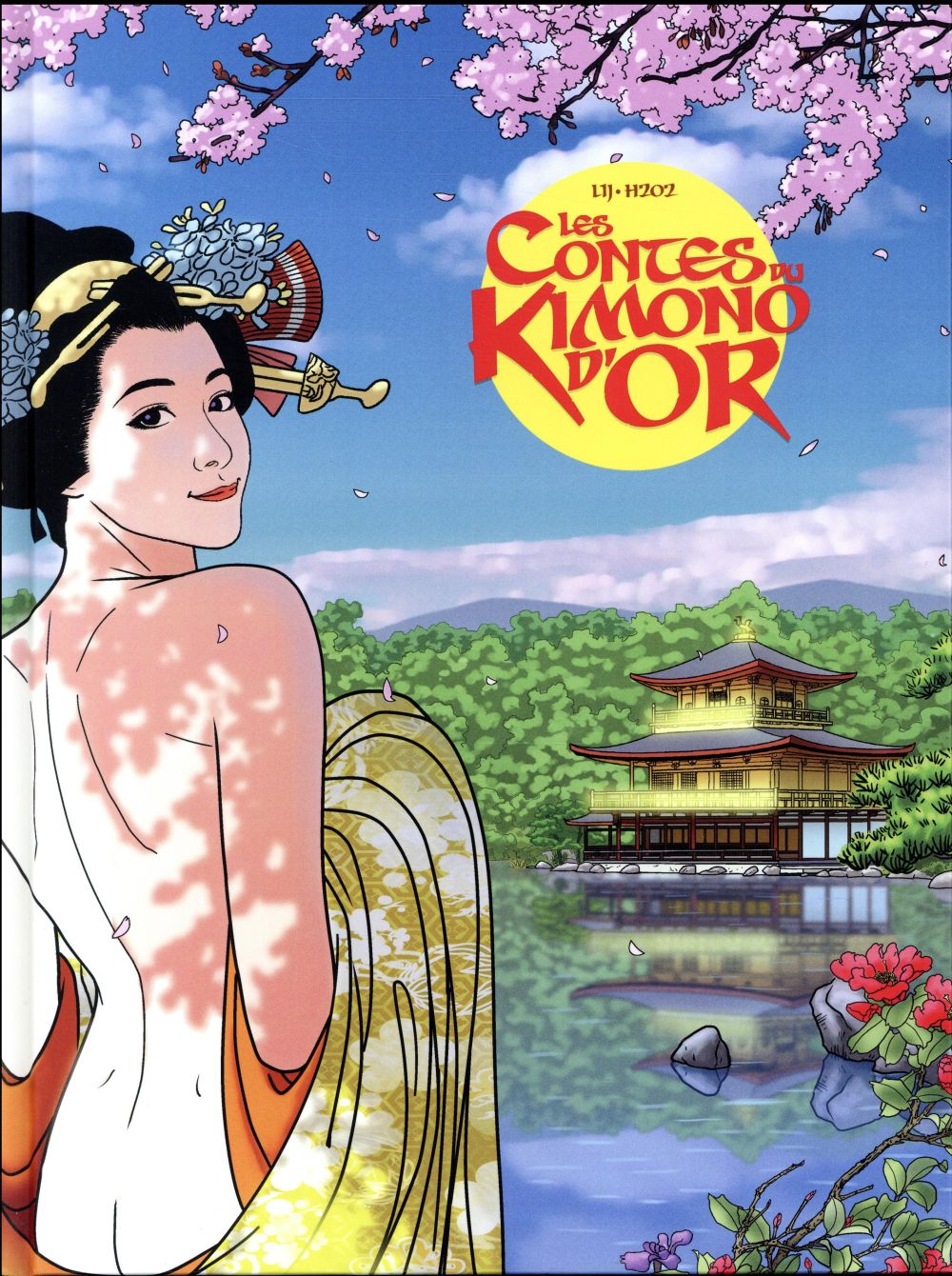 Les contes du kimono d'or