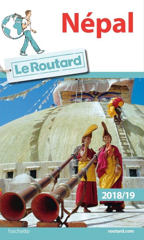Guide du Routard Népal 2018/19