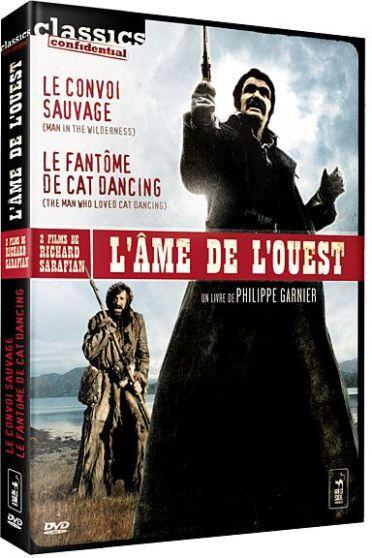 2 films de Richard Sarafian - Coffret - Le convoi sauvage + Le fantôme de Cat Dancing