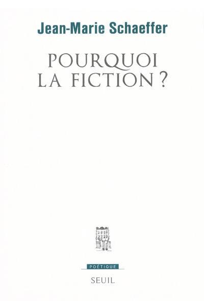 REVUE POETIQUE ; pourquoi la fiction ?