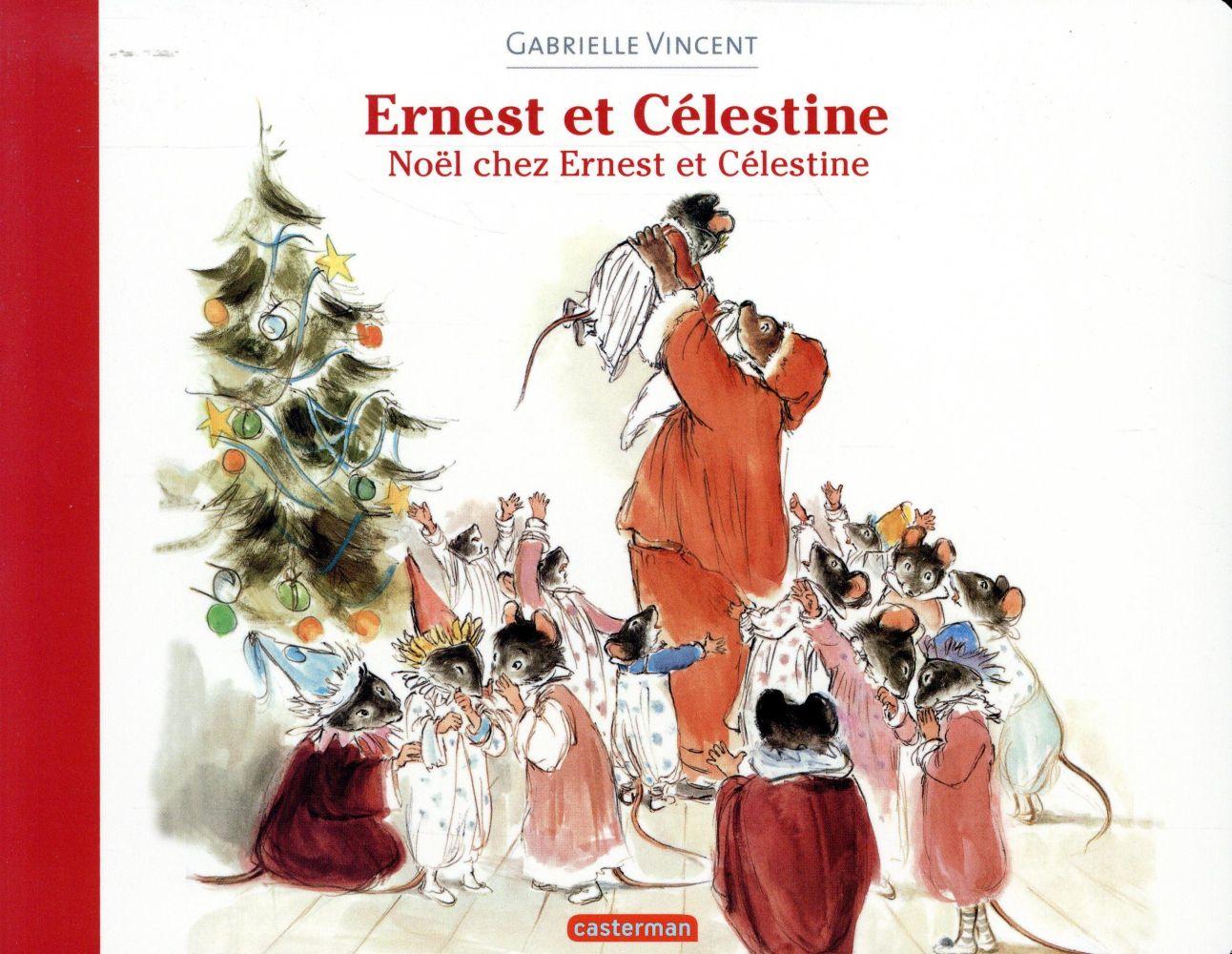 Ernest et Célestine ; Noël chez Ernest et Célestine