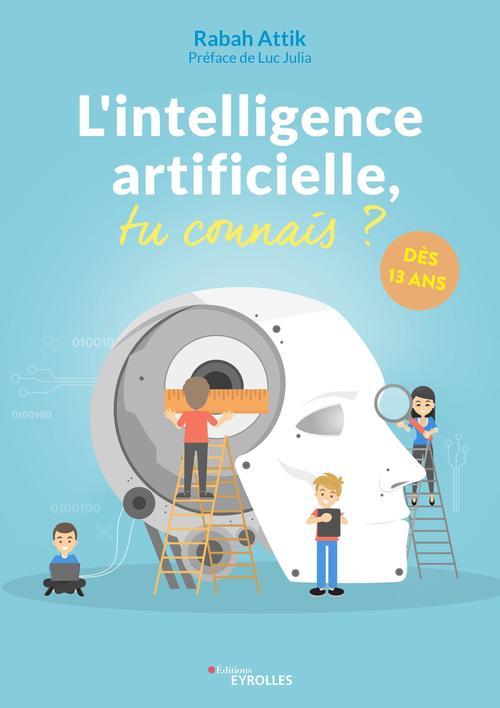 L'intelligence artificielle, tu connais ? - des 13 ans