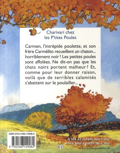 Les P'tites Poules t.5 ; charivari chez les P'tites Poules