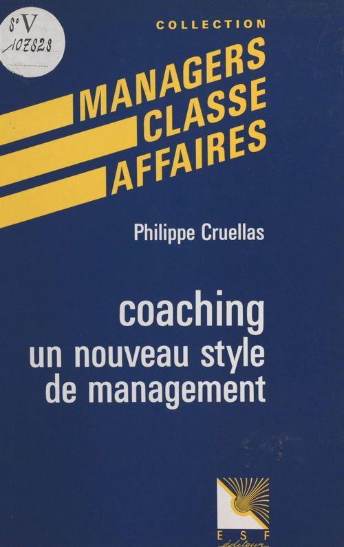 Coaching nouveau style de management