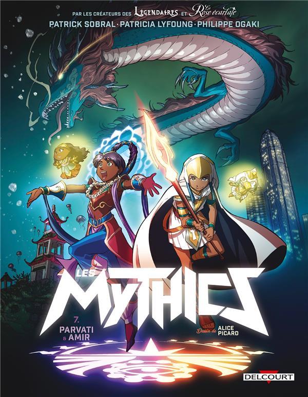 Les Mythics T.7 ; Hong Kong