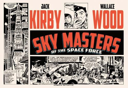 sky masters of the space force t.1