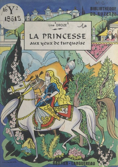 La princesse aux yeux de turquoise