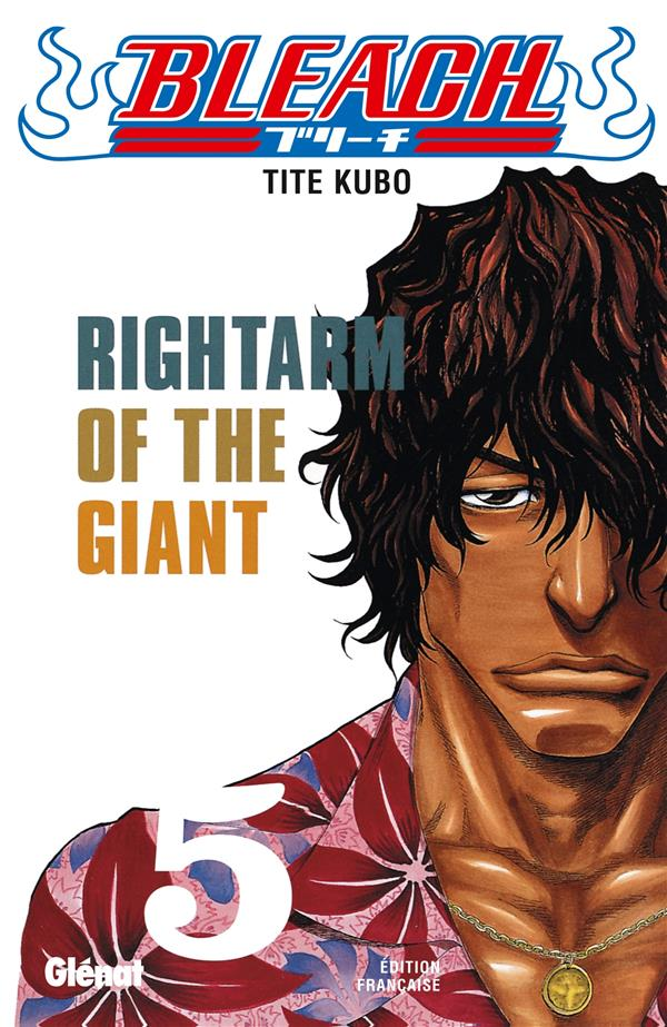 BLEACH T.5  -  RIGHTARM OF THE GIANT KUBO-T