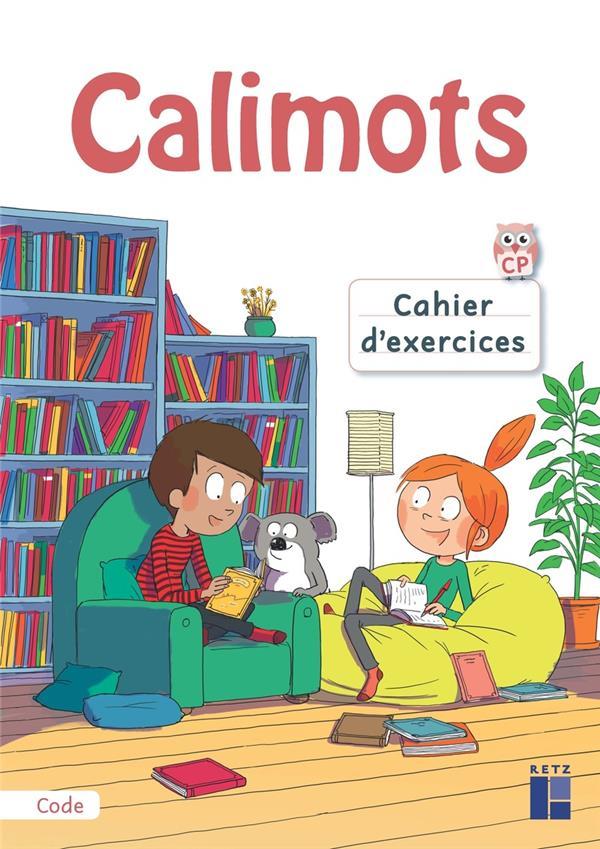 CALIMOTS ; CP ; cahier d'exercices de code (édition 2019)