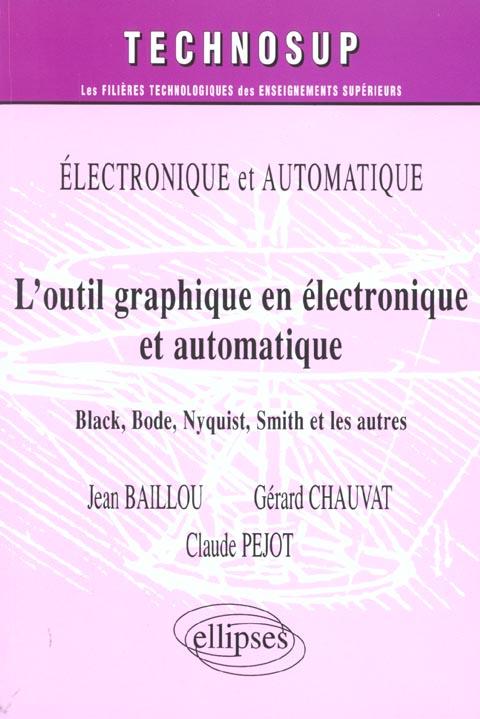 Electronique Et Automatique L'Outil Graphique En Electronique Et Automatique Black Bode Nyquist