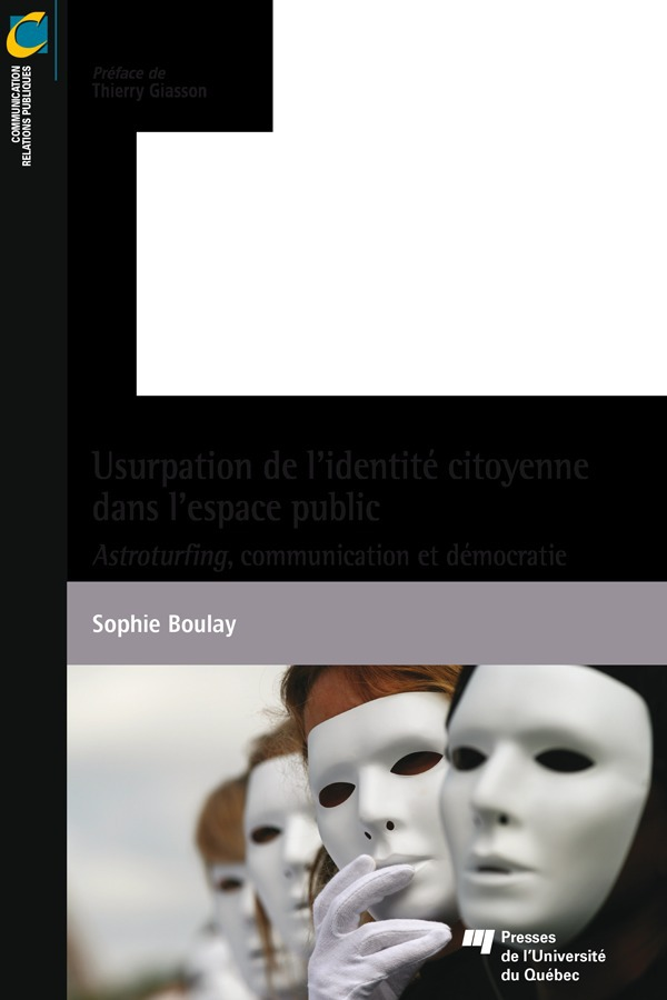Usurpation de l identite citoyenne dans l espace public