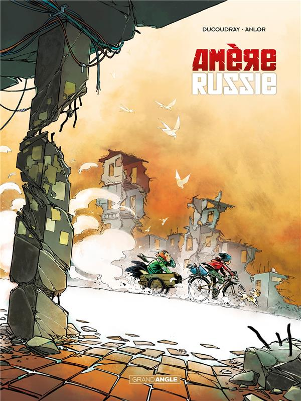 AMERE RUSSIE - INTEGRALE DUCOUDRAY/ANLOR
