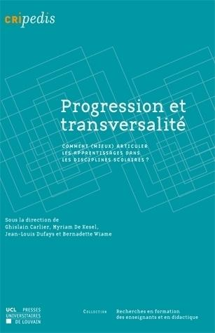 Progression et transversalite