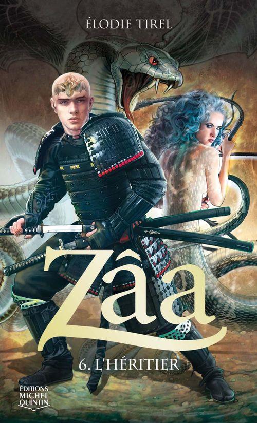 Zâa t.6 ; l'héritier