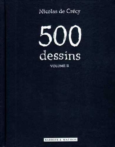 500 dessins t.2
