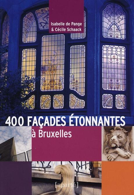 400 façades à Bruxelles