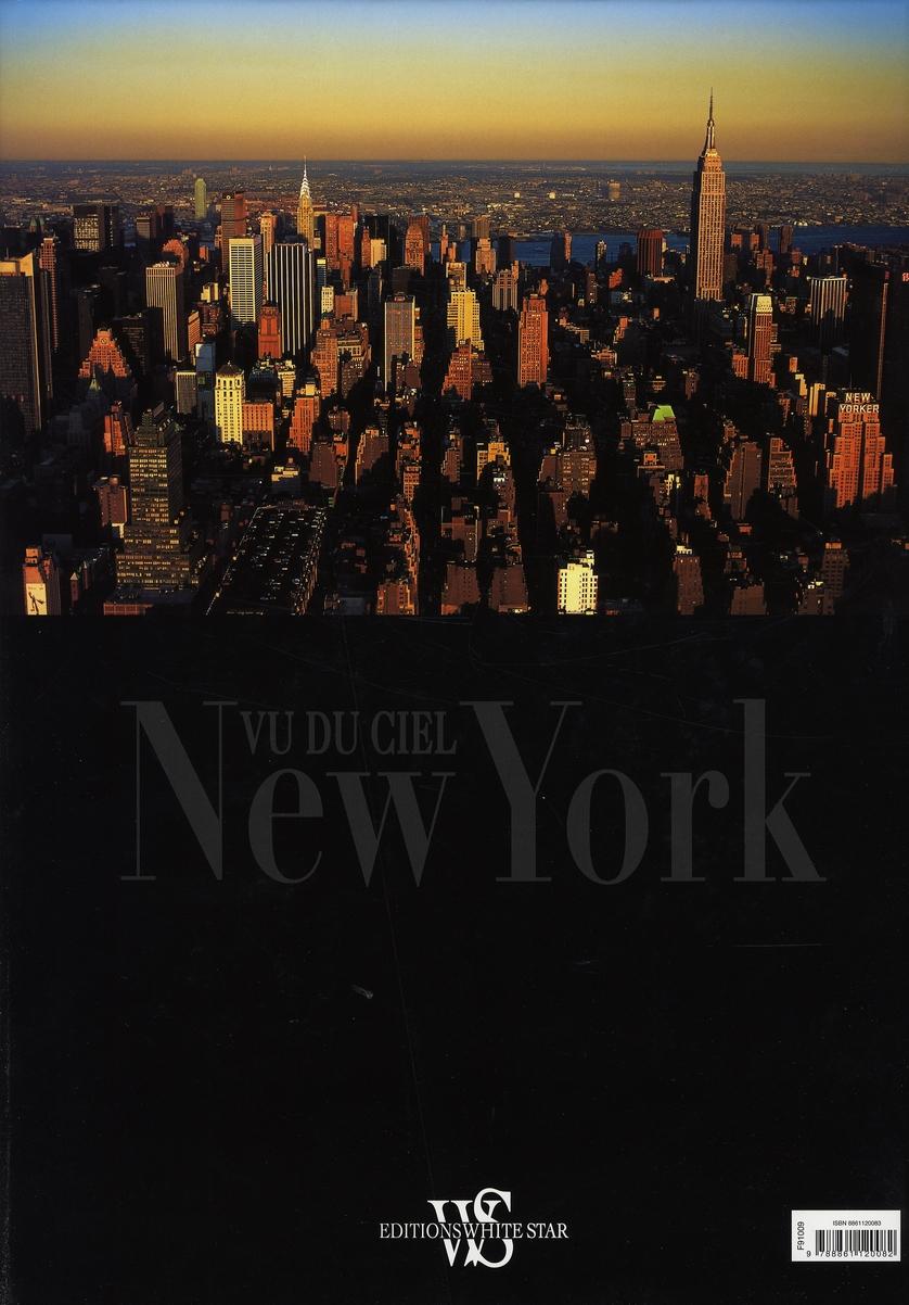 New york vu du ciel