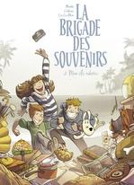 Vente Livre Numérique : La brigade des souvenirs t.2 ; mon île adorée  - Carbone - Cee Cee Mia - Marko