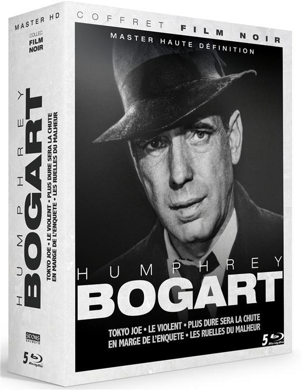 Coffret Humphrey Bogart