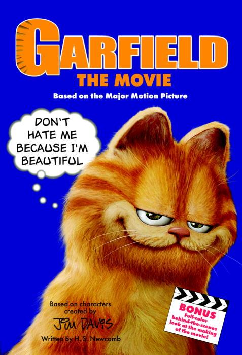 Garfield The Movie ; Official Novelization