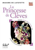 La princesse de Clèves : bac 2021  - Madame de Lafayette - Geneviève Winter - Madame De La Fayette