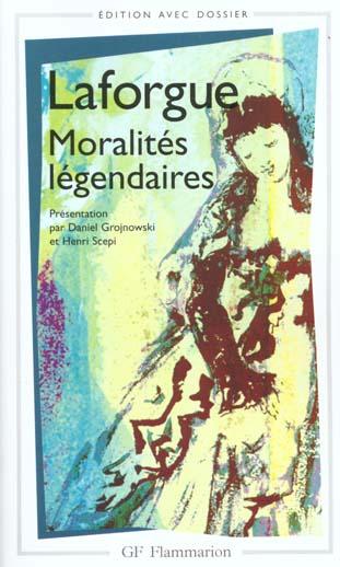 Moralites legendaires