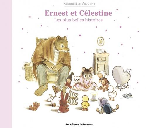 Ernest et Célestine ; les plus belles histoires