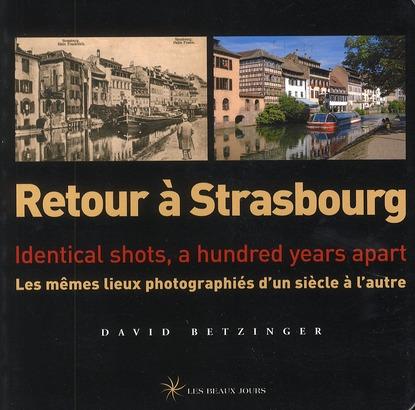 RETOUR A  ; Strasbourg
