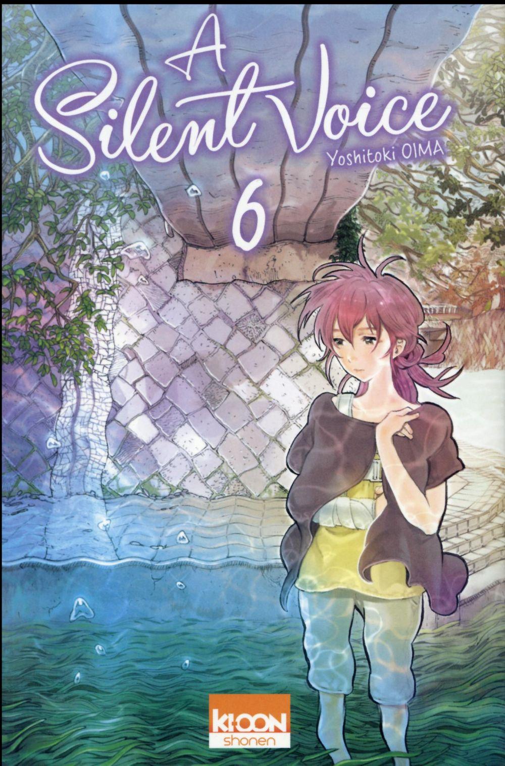 A SILENT VOICE T.6 Oima Yoshitoki