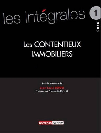Les Contentieux Immobiliers