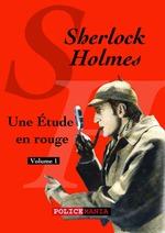 Vente Livre Numérique : Une Étude en rouge  - Arthur Conan Doyle