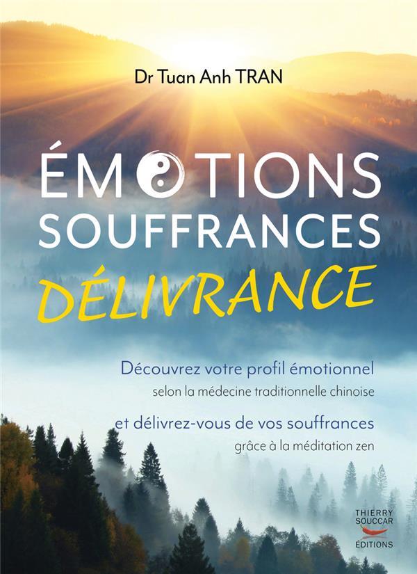 émotions, souffrances, délivrance ; découvrez votre profil émotionnel