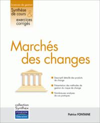 SYNTHEX ; marchés des changes