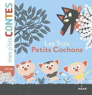 Vente EBooks : Les trois petits cochons  - Agnès Cathala
