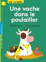 Vente EBooks : Une vache dans le poulailler  - Ghislaine Biondi