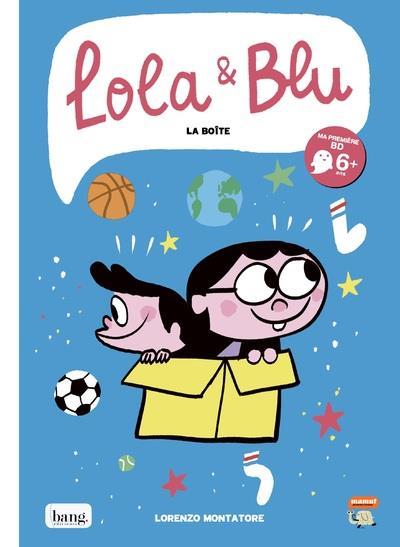 Lola & Blu ; la boîte