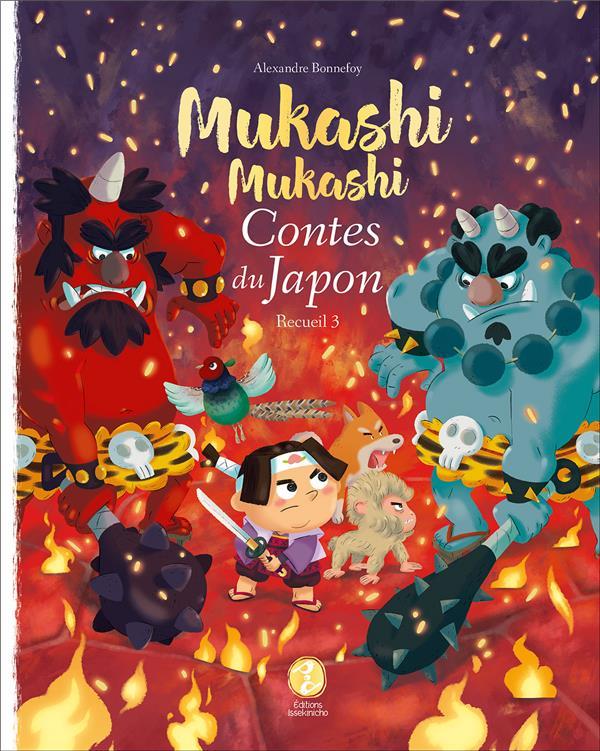 Mukashi Mukashi ; contes du Japon, recueil 3
