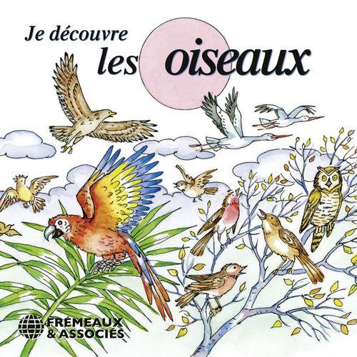 Vente AudioBook : Je découvre les oiseaux  - Pierre Huguet