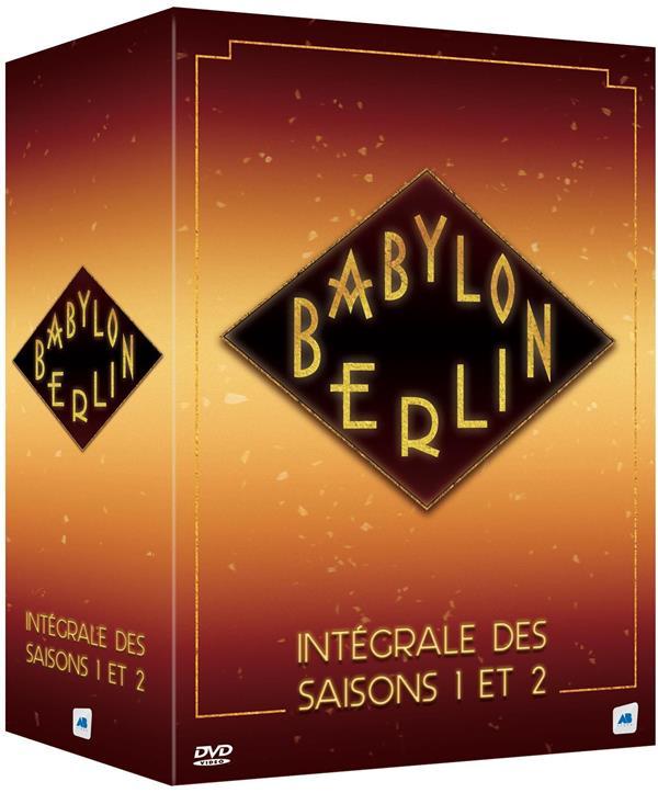 Babylon Berlin - Intégrale 2 saisons