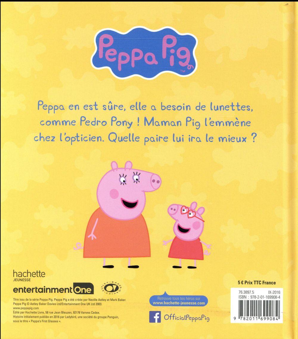 Peppa Pig ; Peppa veut des lunettes