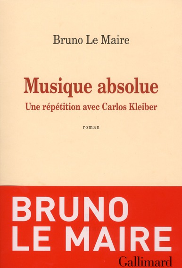 Musique absolue ; une répétition avec Carlos Kleiber