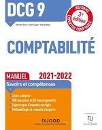 Vente EBooks : DCG 9 Comptabilité - Manuel - 2022  - Charlotte Disle - Audrey Meyer - Alexis Fargeix