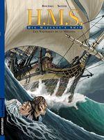 Vente EBooks : H.M.S. - His Majesty's Ship (Tome 1) - Les Naufragés de la Miranda  - Roger Seiter