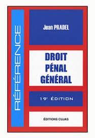 Droit pénal général (19e édition)