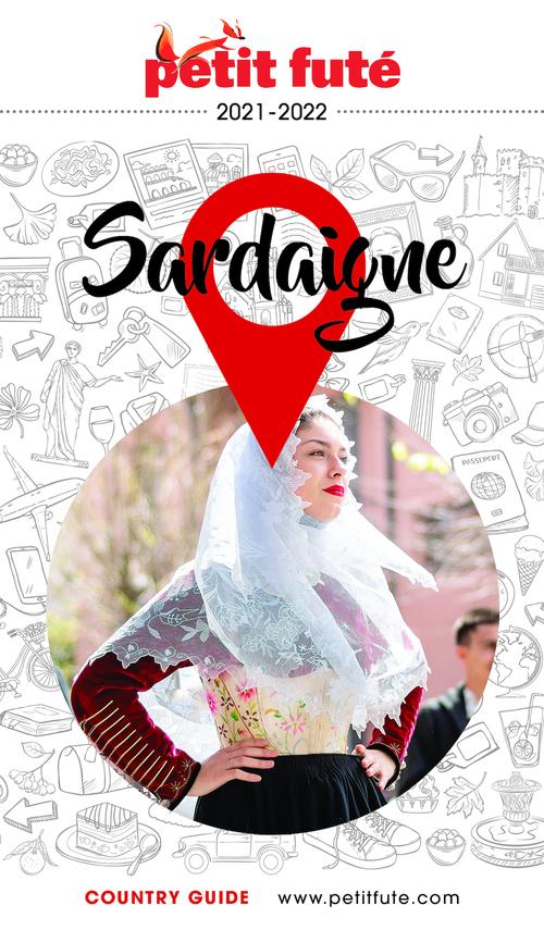 GUIDE PETIT FUTE ; COUNTRY GUIDE ; Sardaigne (édition 2021/2022)