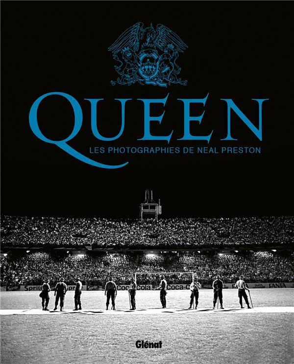 Queen ; les photographies