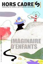 Couverture de Hors cadre(s) n.6 ; imaginaire d'enfants